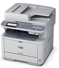 OKI MB451w printer Driver Download