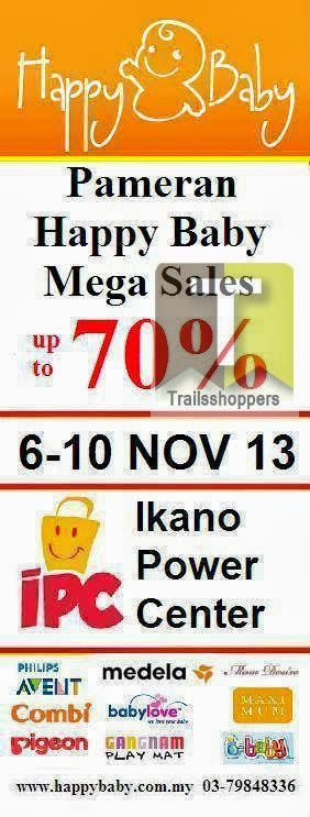 Happy Baby Expo Mega Sale 2013