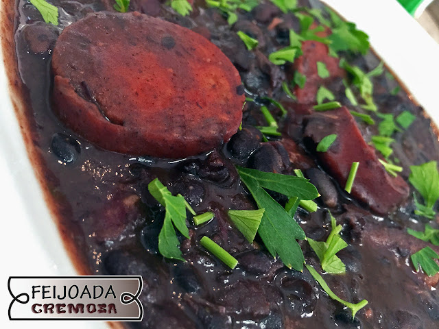 Feijoada Completa mais Light