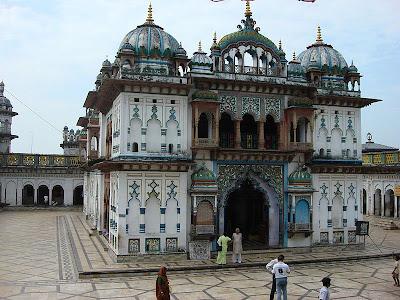 janki temple nepal
