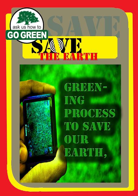 Poster Lingkungan Hidup, Contoh Poster Lingkungan Hidup