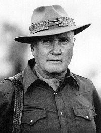 Colonel Jeff Cooper, John Dean Cooper, Father of modern shooting, handgun safety, airsoft gun safety, Health and Safety Series for Airsoft Champions, Pyramyd Airsoft Blog, Tom Harris Media,