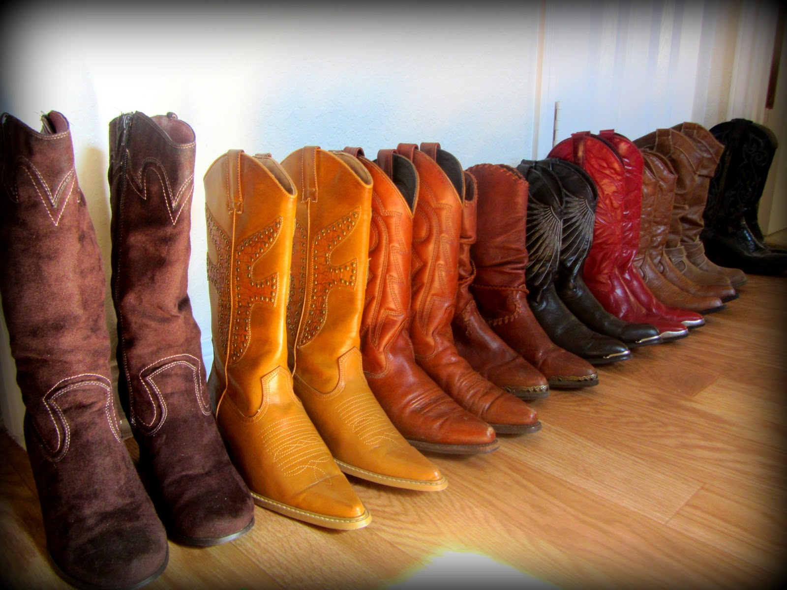 Life's Perception & Inspiration: Cowboy Boots Collection