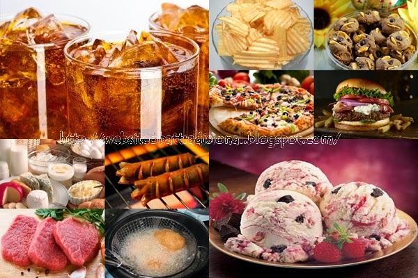 Pantangan Makanan Untuk Penderita Ambeien