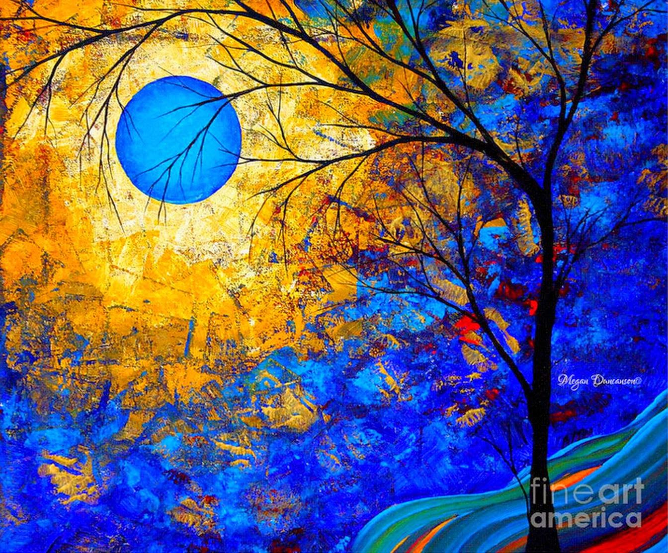Pintura moderna y fotograf a art stica dibujos f ciles - Imagenes para cuadros ...