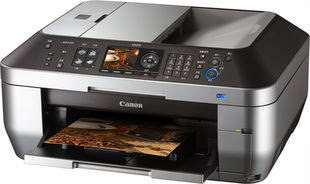 download Canon PIXMA MX876 Inkjet printer's driver