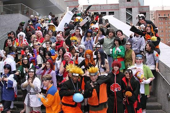 Naruto Mania Cosplay