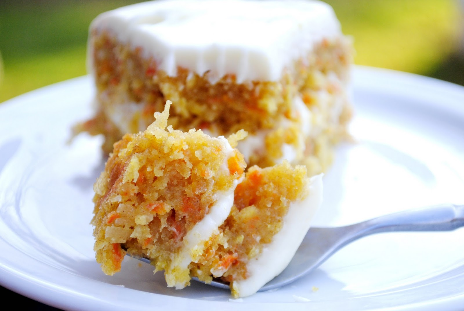 pineapple carrot coconut cake yield 1 two layer cake prep time 20 ...
