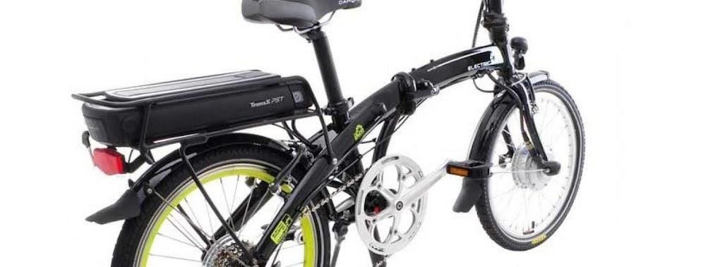 $380.000 Bicicleta Electrica Plegable Freno Disco Cambios Shimano 36v - 250 watt