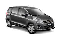 Spesifikasi dan Harga Mobil Suzuki Ertiga Indonesia 2012