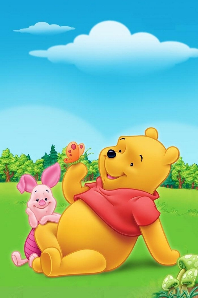 winnie the pooh wallpaper for iphone 6