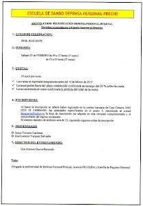 ENTRENAMIENTO DE TECNIFICACION-IONIL-ALICANTE