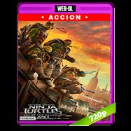 Tortugas Ninja 2: Fuera de las Sombras (2016) WEB-DL 720p Audio Ingles 5.1 Subtitulada