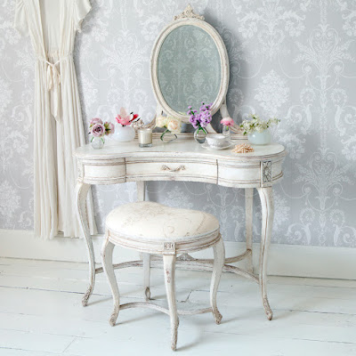 Shabby Chic Design Elements