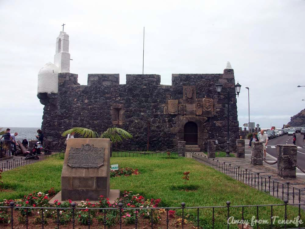 Castillo San Miguel, Garachico, Tenerife