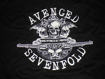 #5 Avenged Sevenfold Wallpaper