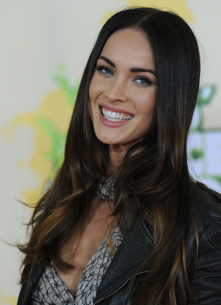 Megan Fox Black Hair Blog Archive Easy