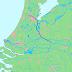 Inhangen voorspanliggers Galecopperbrug Amsterdam-Rijnkanaal geslaagd