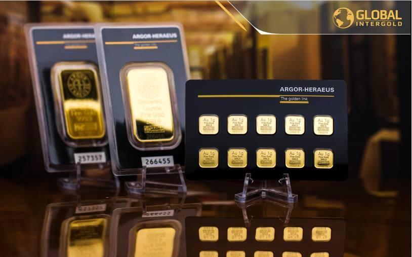 Global Intergold: Guadagna con l'oro da investimento