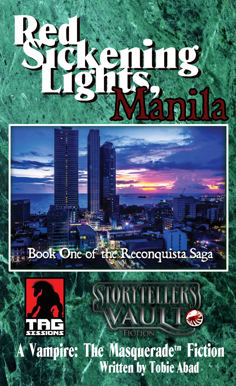 Red, Sickening Lights Manila