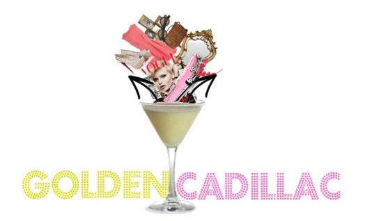 Golden Cadillac