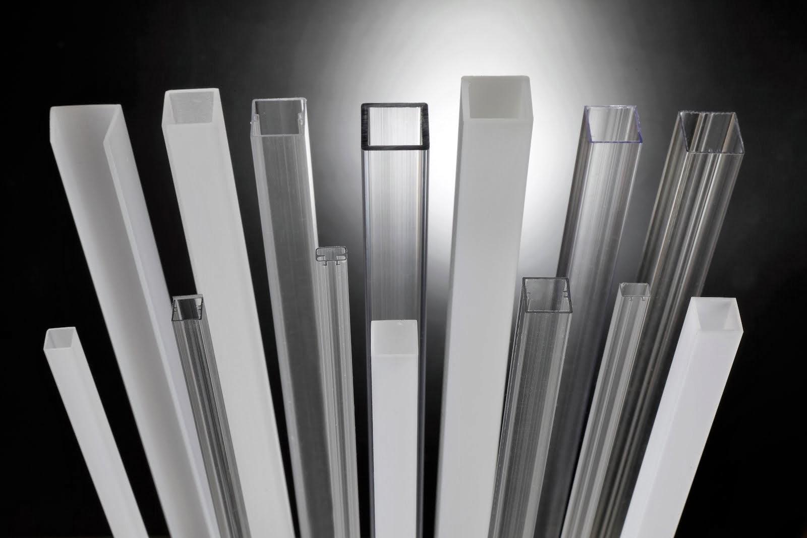 Profili led - Profili in plastica per piastrelle ...