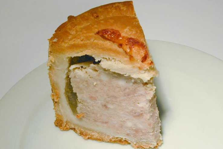 Freeze pork pie if you wish to use them later