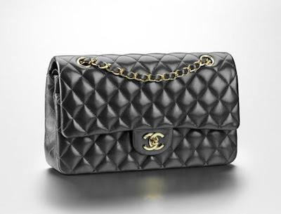 Bolso 2.55 Chanel negro