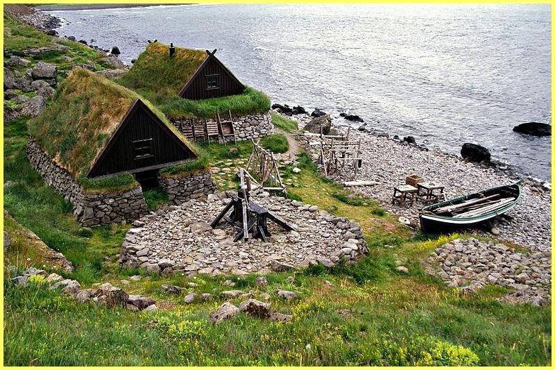 Casas Islandesas