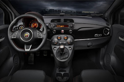 2013 fiat 500 abarth horsepower