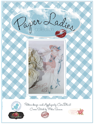 Paper ladies for APRIL