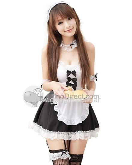 Neko Maid Costume Maid-skirt-cosplay-costume