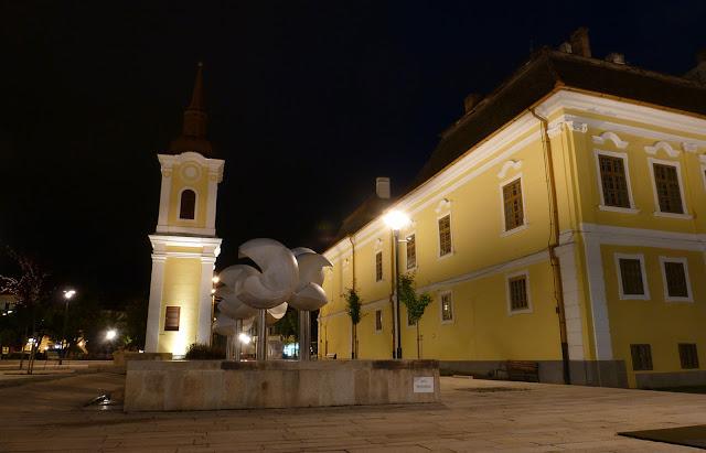 Turnul Fostei Mănăstiri Franciscace (Târgu Mureş)