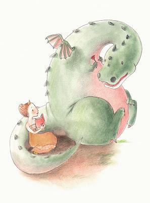 il·lustració aquarel·la infantil ilustración illustration