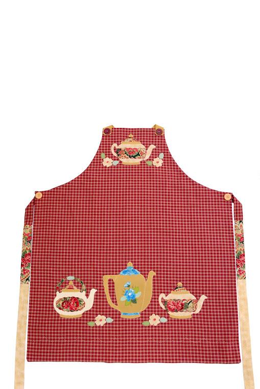 Avental Chá