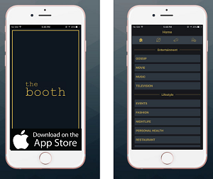Social App of the Month - The Booth