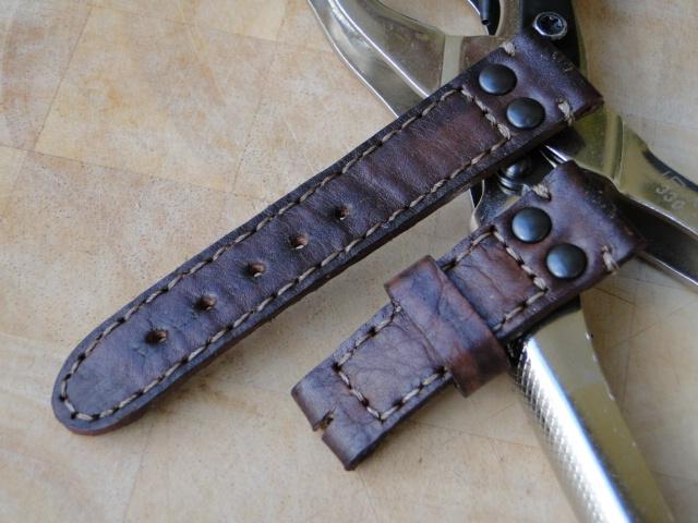 Bracelet pour HAMILTON Khaki Field Officer Auto DSC00034