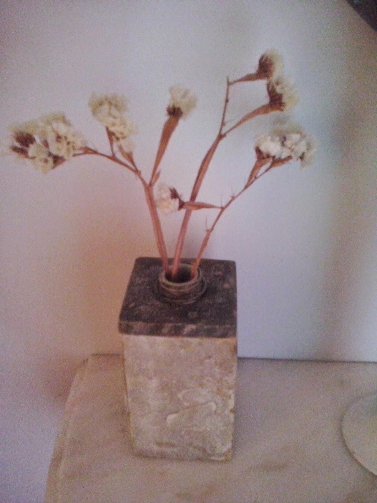 Decoraconmar a detalles para el hogar florero for Detalles para el hogar