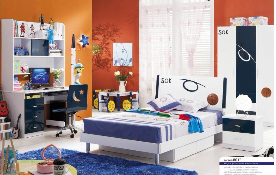 Decoraci n de dormitorio para ni o dormitorios colores y - Decoracion dormitorio nino ...