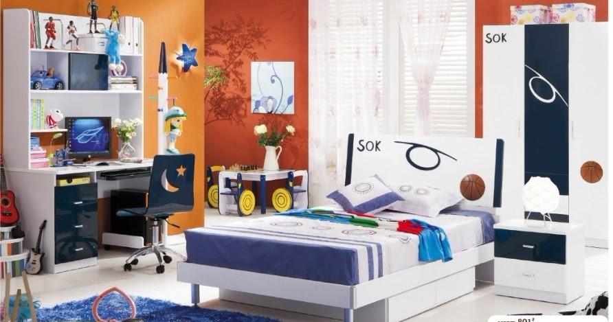 Decoraci n de dormitorio para ni o dormitorios colores y - Decoracion ninos dormitorios ...