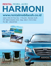 Sewa Mobil Aceh Harmoni Rent Car