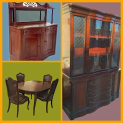 Fall Sale! 20%off ALL tables, chairs, buffets and china cabinets!