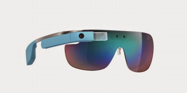 Google ra mắt Google Glass phiên bản mới với gọng kính thời trang