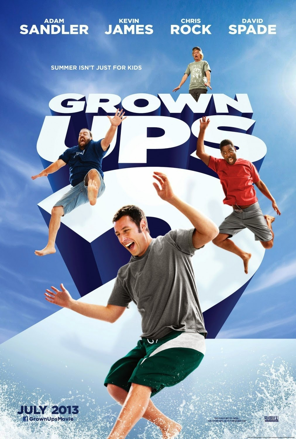 Grown Ups 2 by Dennis Duggan