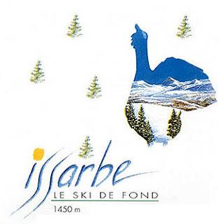 la station de ski d'Issarbe