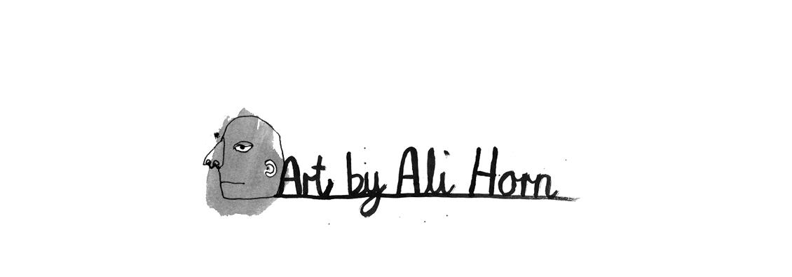 Art by Ali Horn