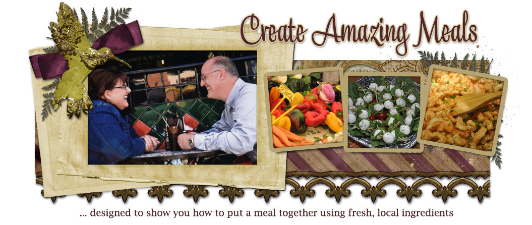 Create Amazing Meals
