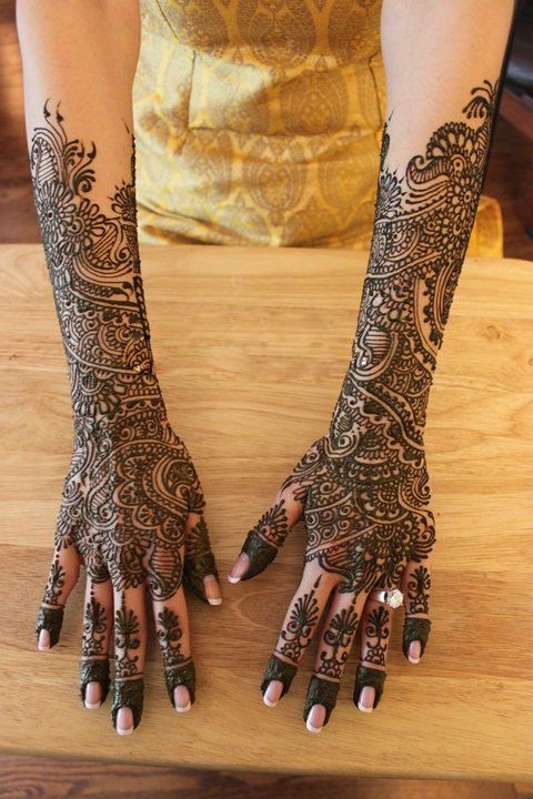 Mehndi Patterns Bridal : Latest mehendi designs indian wedding mehndi