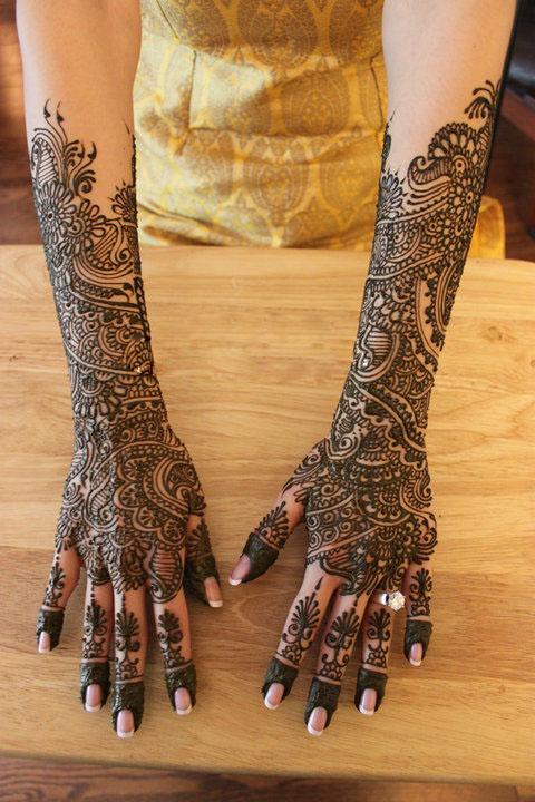 Bridal Mehndi New Latest Design : Latest mehendi designs indian wedding mehndi