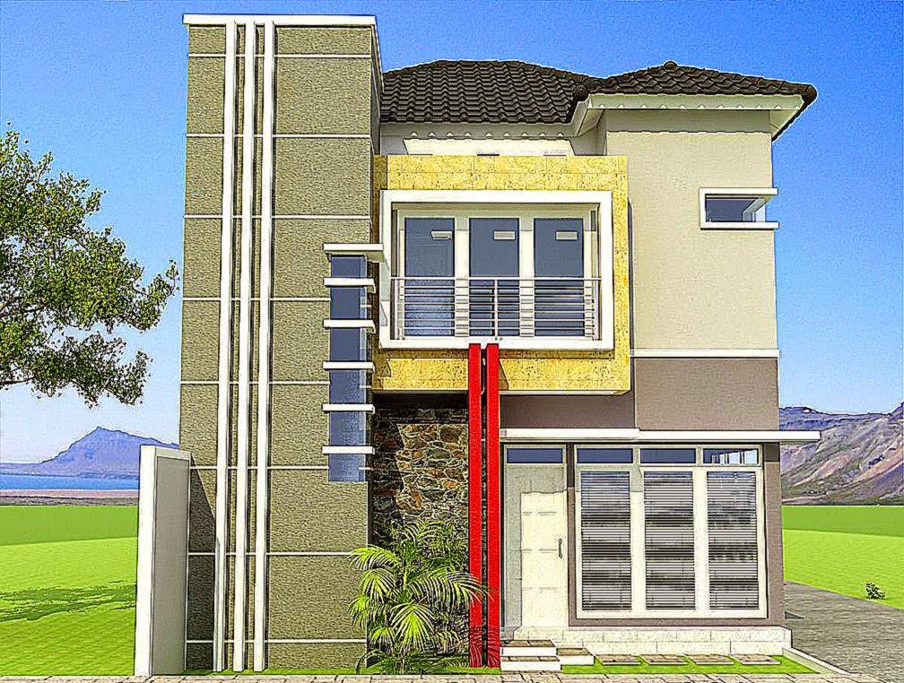 Tampak Layout Denah amp Interior Rumah Sederhana  Flickr   Photo